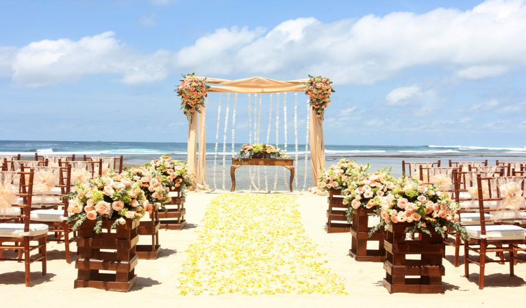 Nusa Dua Beach Wedding